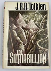 image of The Silmarillion (1977, 1st American Edition  Houghton Mifflin)