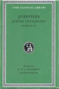 Jewish Antiquities__Books IV-VI