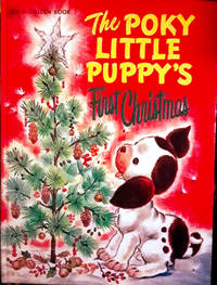 A GOLDEN BOOK The POKY LITTLE PUPPY'S First Christmas