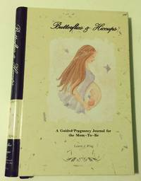 Butterflies & Hiccups  A Guided Pregnancy Journal for the Mom-To-Be