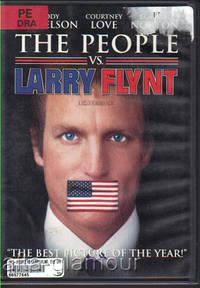 THE PEOPLE VS. LARRY FLYNT; VHS