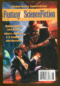 image of The Magazine of Fantasy_Science Fiction: June, 2006