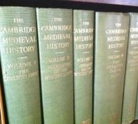 Cambridge Medieval History [complete set of 9 volumes] by  J.B. and H.M. Gwatkin Bury - Hardcover - 2nd edition - 1964 - from civilizingbooks (SKU: 157RED-0407R)