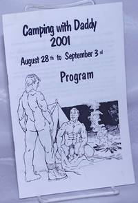 image of Camping With Daddy 2001: August 28th to September 3rd; program