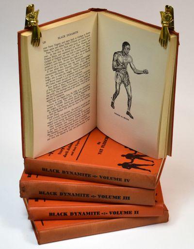 BLACK DYNAMITE, 5-volume set: Volumes...