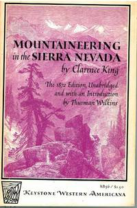 image of Mountaineering in the Sierra Nevada