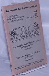 image of The Debunker: Vol. 11, No. 5, Apr. 1930