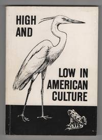 High and Low in American Culture