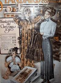Standard Mail Order Company Thanksgiving and Christmas 1910