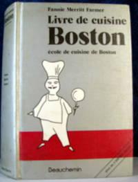Livre De Cuisine De Boston (Ecole De Cuisine De Boston)