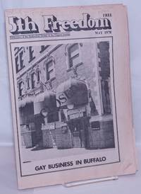 image of The Fifth Freedom [aka 5th freedom]: publication of the Buffalo Gay Community; vol. 8, #1, May 1978: Gay Business in Buffalo