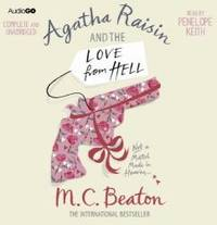 image of Agatha Raisin and the Love from Hell