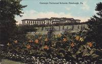 image of 1915 Postcard View of Carnegie Technical Schools Pittsburgh, Pa.