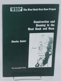 Construction and housing in the West Bank and Gaza: Research report
