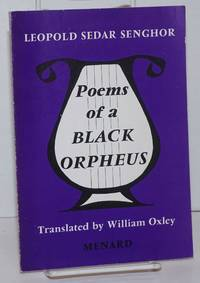 image of Poems of a Black Orpheus