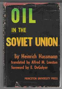 Oil in the Soviet Union History Geography Problems