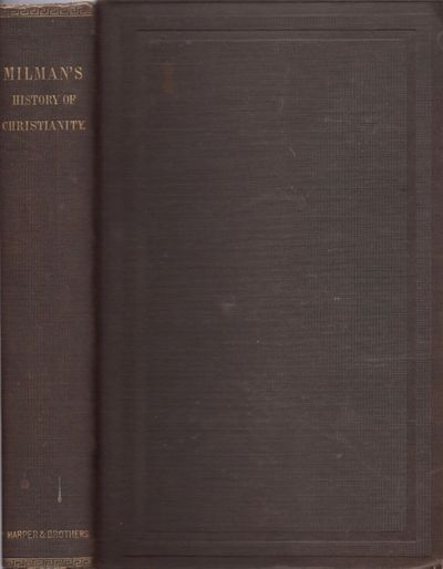 New York: Harper and Brothers, 1872. Later printing. Hardcover. Fair. Octavo. xxi, 22-528 pages. Bro...