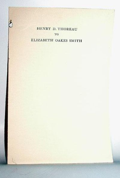 Ysleta, Texas: Edwin B. Hill, 1942. First Edition. First printing A single woven sheet of folded pap...