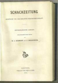 Deutsche Schachzeitung, Volume 20