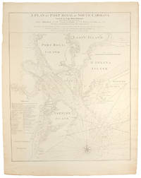 A Plan of Port Royal in South Carolina. Survey'd by Capn. John Gascoigne