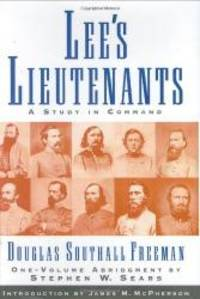 image of Lee's Lieutenants: A Study in Command