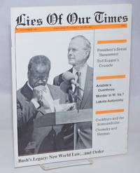 image of Lies of Our Times: A Magazine to Correct the Record; Vol. 2 No. 11, November 1991