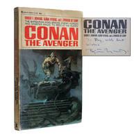 image of CONAN THE AVENGER (THE RETURN OF CONAN)
