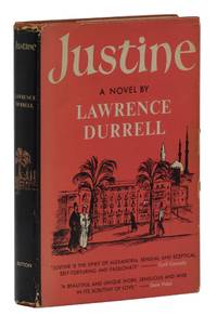 Justine by  Lawrence Durrell - First American Edition - 1957 - from Burnside Rare Books, ABAA (SKU: 140939458)