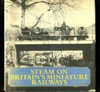 "image of Steam on Britain's miniature railways, 7 1/4"" to 15"" gauge"