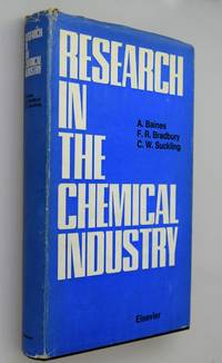 Research in the chemical industry : The environment, objectives and Strategy