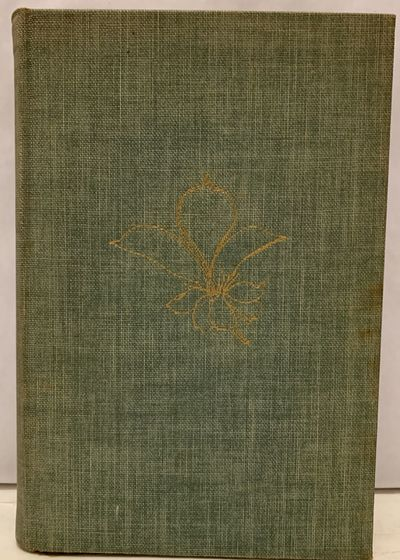 SanFrancisco: J.W. Stacey, 1939. First edition. Hardcover. Orig. green cloth decorated and lettered ...