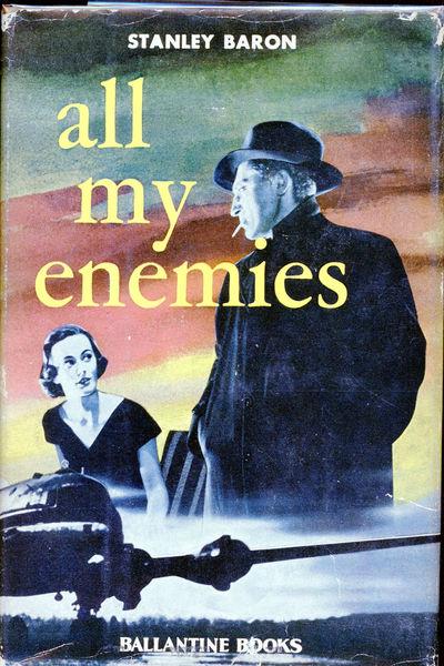 New York: Ballantine Books, 1952. Octavo, cloth. First edition. Spy novel of Soviet espionage in the...