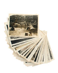 An extraordinary collection of 27 well-captioned photographs (each approximately 90 × 115 mm) taken at Gallipoli, attributed to 1043 Private Thomas English, attached to B Section, 4th Field Ambulance by [Gallipoli] - from Michael Treloar Antiquarian Booksellers (SKU: 110904)