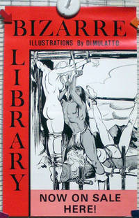 BIZARRE LIBRARY; Now on sale here!