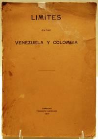 Limites entre Venezuela y Colombia