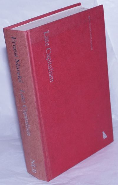 London: NLB   (Pathfinder Press Edition), 1975. Hardcover. 599p. Red boards stained and faded, dulli...