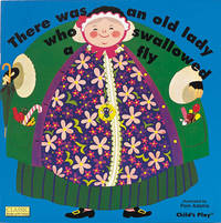 There Was an Old Lady Who Swallowed a Fly Classic Books with Holes Classic Books with Holes Board Book