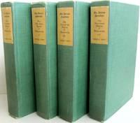 The Facetious Nights of Straparola; Four Volume set