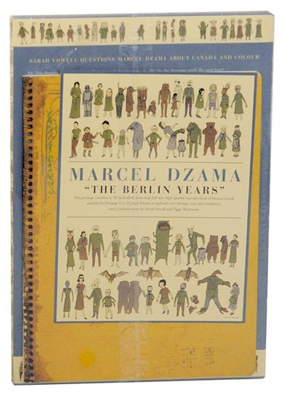 San Francisco, CA: McSweeney's Books, 2003. First edition. Softcover. A collection of 32 loose plate...