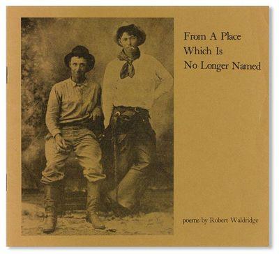 Moorhead, MN: Dacotah Territory Chapbook / Territorial Press, 1973. First Edition. Small oblong octa...