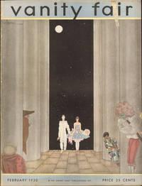Vanity Fair February1930 Issue (Magazine)