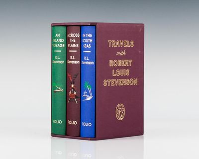 London: Folio Society, 2004. First edition of the folio society edition. Octavo, 3 volumes, with the...