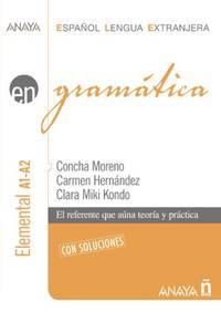 Grammatica Nivel Elemental A1-A2 by  Clara Miki Kondo Perez - Paperback - from World of Books Ltd (SKU: GOR009184328)