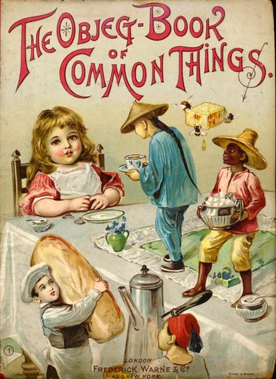 The Object Book of Common Things.