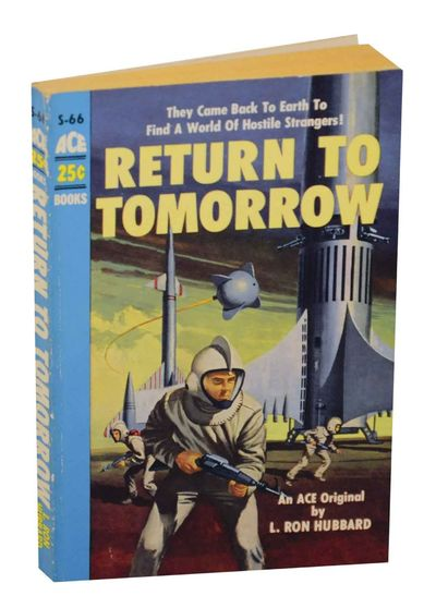 New York: Ace, 1954. First edition. Softcover. Ace S-66. A paperback original of this science-fictio...