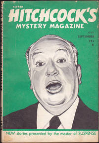 Alfred Hitchcock's Mystery Magazine (September 1972, volume 17, number 9) by Richard Deming; Frank Sisk; Clayton Matthews; Donald Olson; Josh Pachter; Robert Colby; Richard O. Lewis; Lee Chisholm; Stephen Wasylyk; Bill Pronzini;  Edward C. Hoch; Charles Boeckman; John Crowe - Paperback - September 1972 - from Books of the World (SKU: RWARE0000001805)