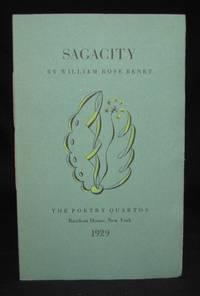 SAGACITY (The Poetry Quartos)