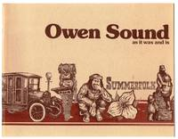 Owen Sound as it was and is