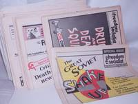image of The Freedom Socialist [1976-1997, partial run of 46 issues] Voice of Revolutionary Feminism