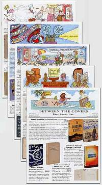 Unbound. Between the Covers Rare Books, Inc. routinely publishes full color catalogs of recent acqui...